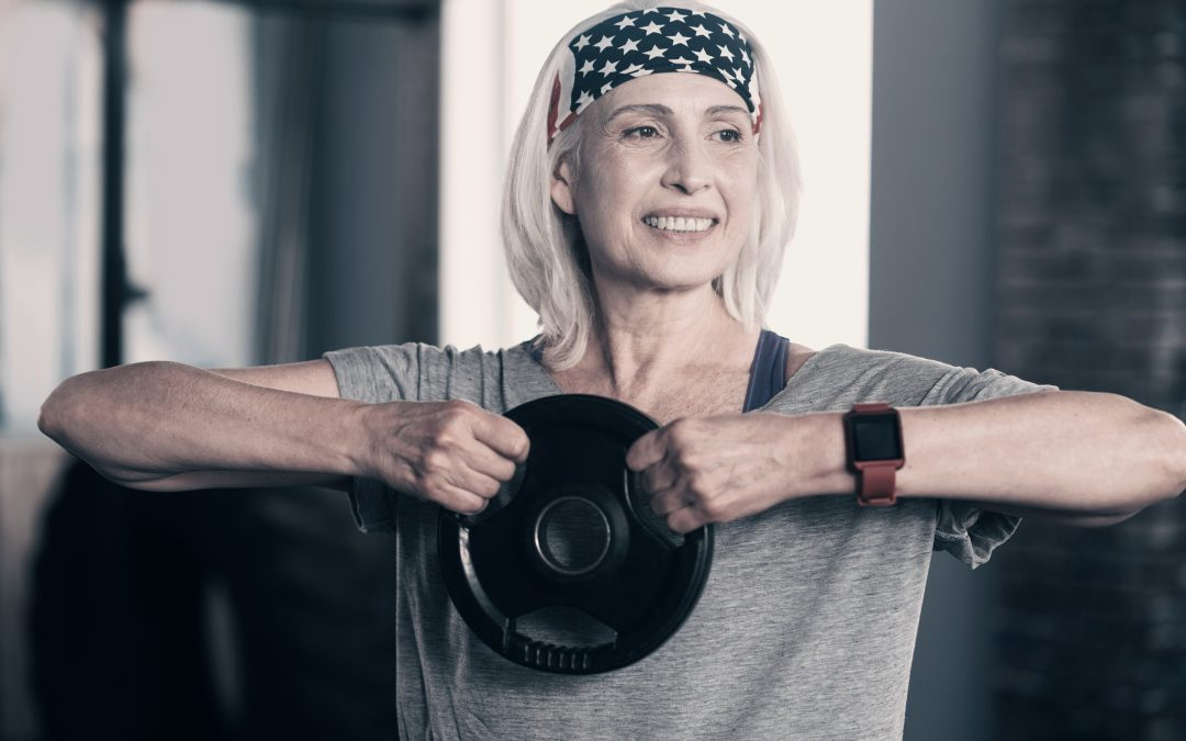Staying Fit And Motivated In Your Senior Years