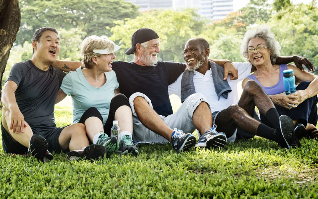 Aging With Fitness