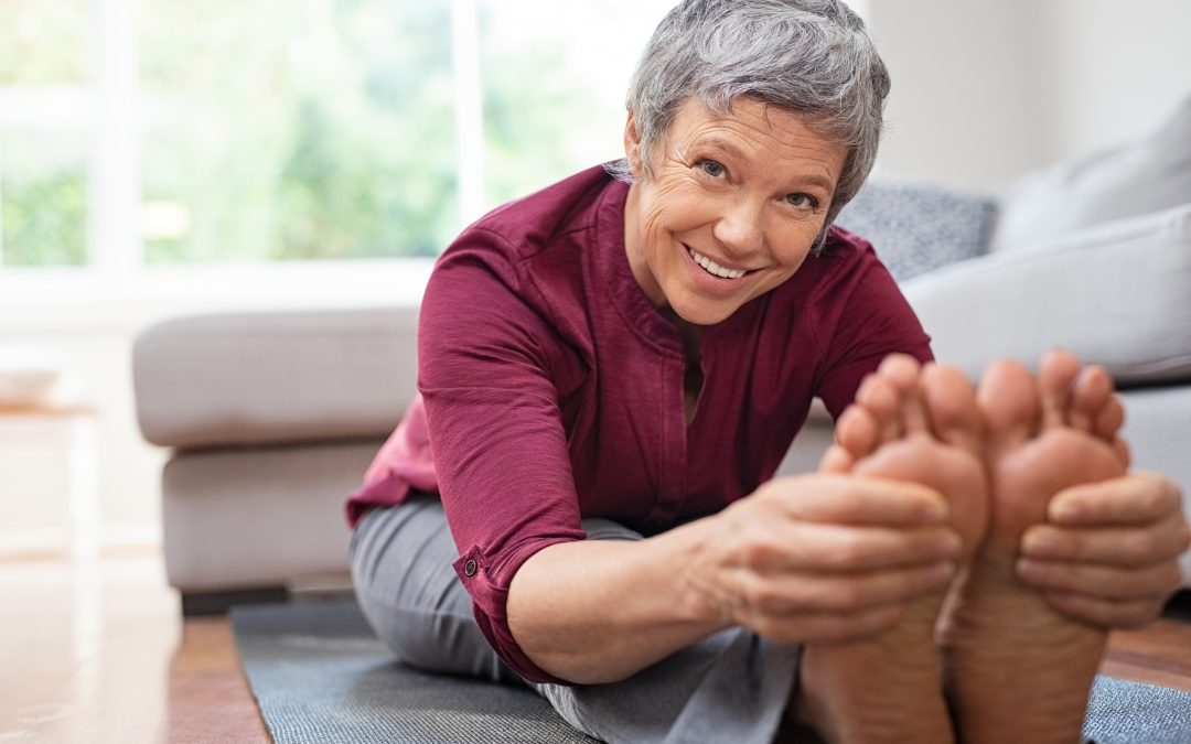 Develop An Effective Yoga Practice When You Are Over 50