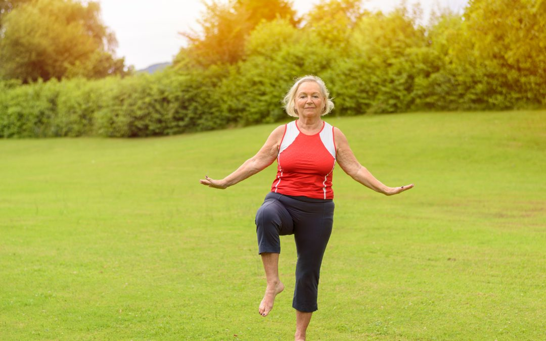 Fall Prevention: Exercise Tips for Seniors