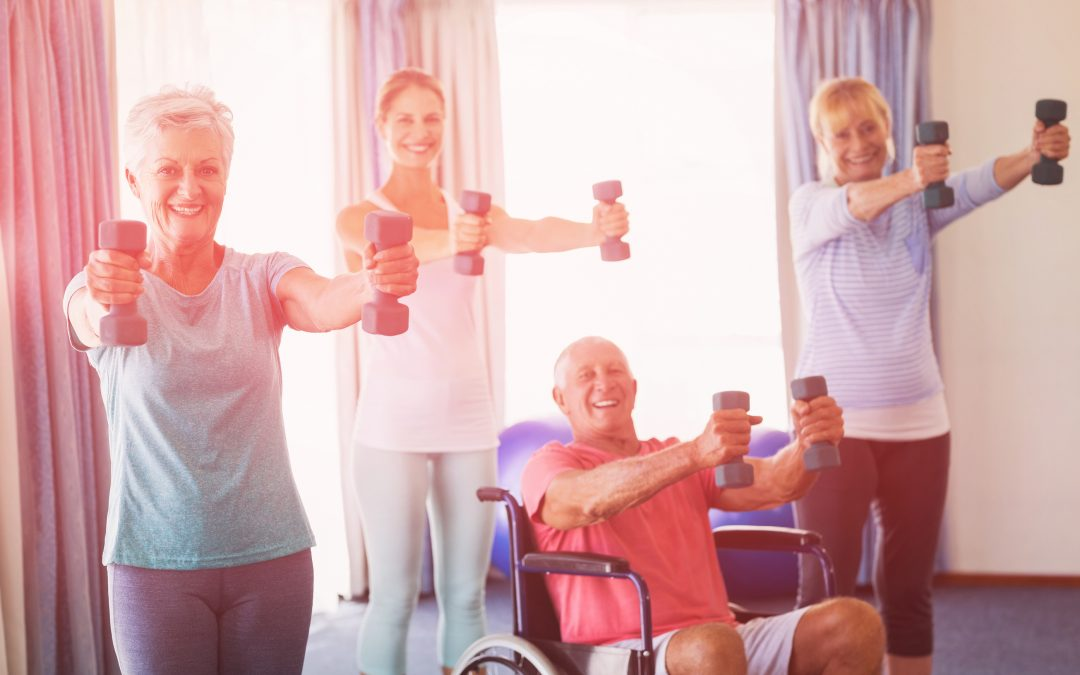 How Seniors Can Exercise With Limited Mobility